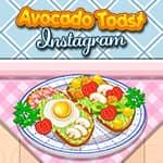 Αβοκάντο Τοστ Instagram