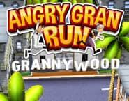 Angry Gran Run: Γιαγιούλα