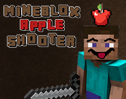 Mineblox Apple Shooter