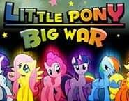 Μικρό μου Πόνυ Μεγάλος Πόλεμος
