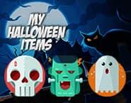 Τα Halloween Αντικείμενά Μου