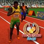 Αγώνας 100 Μέτρων