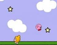 Kirby's Star Scramble