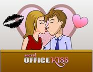 Μυστικό Φιλί στο Γραφείο