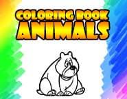 Βιβλια Ζωγραφικής - Ζώα