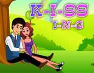 K-I-S-S-I-N-G