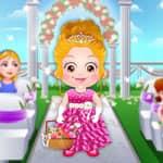 Baby Hazel: Κορίτσι Λουλουδιών