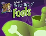 Scooby Doo Πειρατικό Πλοίο