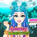 Χτενίσματα Coachella