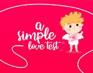 A Simple Love Test