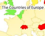 Οι Χώρες της Ευρώπης