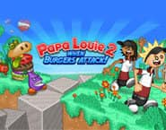 Papa Louie 2:Όταν τα μπέργκερ επιτίθενται