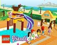 Lego Friends:Πάρτυ στην πισίνα